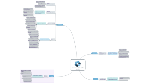 Mind Map: CICLO PHVA RESOLUCIÓN 1443/2014