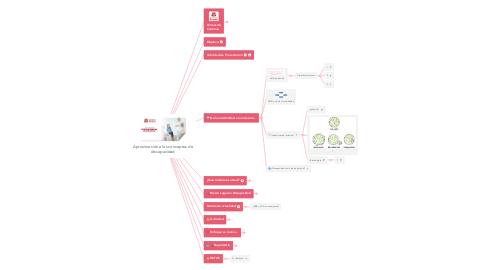 Mind Map: Estructura y Organización del Marco Legal en Discapacidad