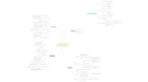 Mind Map: The Pros and Cons of the positioning of the drinks