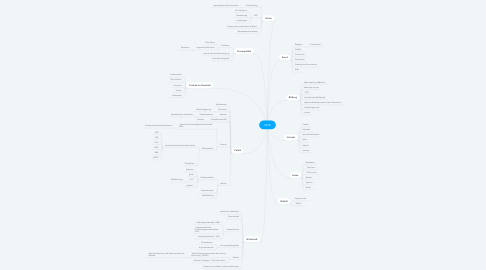 Mind Map: DDR