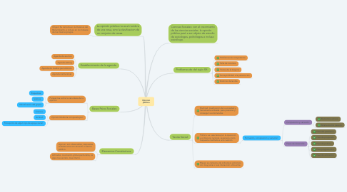 Mind Map: Opinion pública