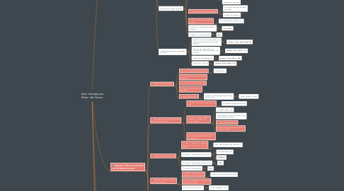 Mind Map: Axes stratégiques Béarn des Gaves