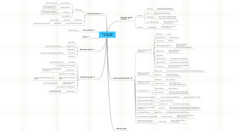 Mind Map: Promotion 2009  :  47 diplômés