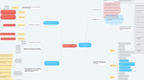 Mind Map: IMPORTANCIA DE  LAS  COMISIONES  SEGURIDAD E HIGIENE