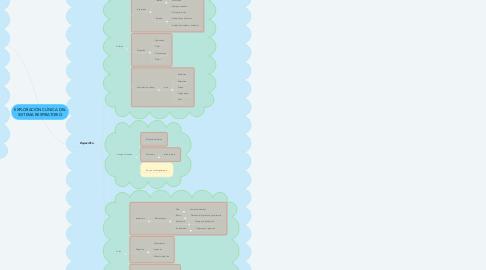 Mind Map: EXPLORACIÓN CLÍNICA DEL SISTEMA RESPIRATORIO