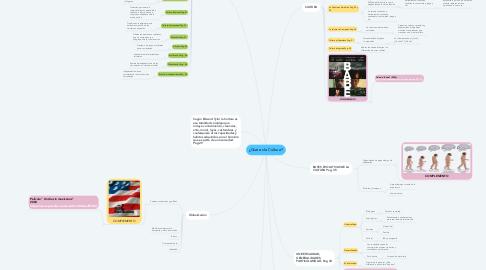 Mind Map: ¿Qué es la Cultura?