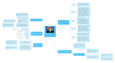 Mind Map: Relación del Cerebro con las Percepciones.