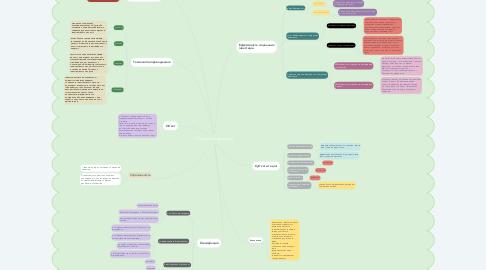 Mind Map: Соціальні інвестиції