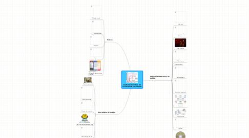 Mind Map: MAPA CONCEPTUAL DETECNOLOGIAS DE LA EDA