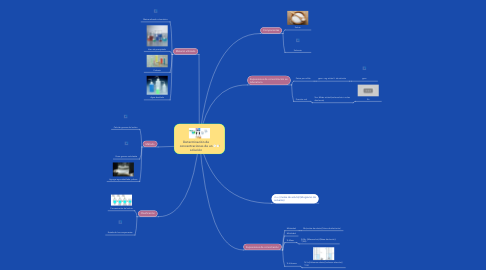 Mind Map: Determinación de concentraciones de un solución