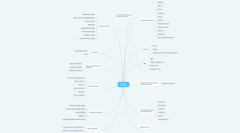 Mind Map: Апогей Строй сайт