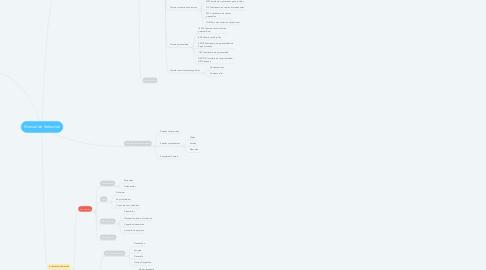 Mind Map: Manual de Selección