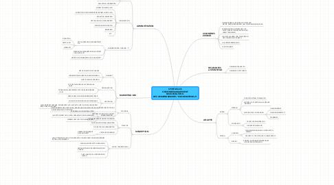 """Mind Map: SPIRITUELLES GEMEINDEMANAGEMENT NEUGESTALTUNG  DES GEMEINDEBRIEFES """"KIRCHENSPIEGELS"""""""