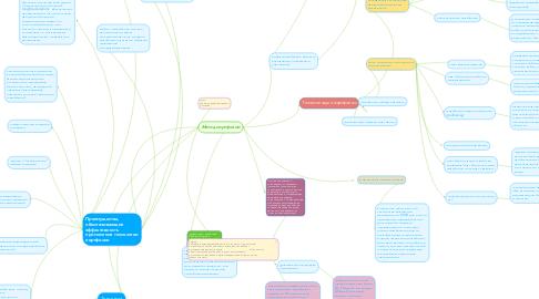 Mind Map: Метод портфолио