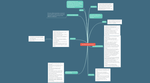 Mind Map: RECURSO DE REVOCACION
