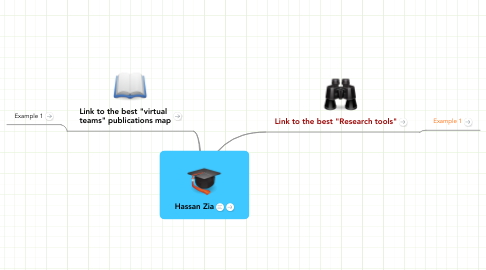 Mind Map: Hassan Zia