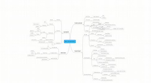 Mind Map: Minä aikuisopiskelija