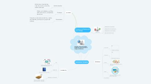 Mind Map: Ambientes Virtuales