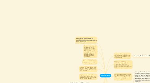 Mind Map: Inside an Atom