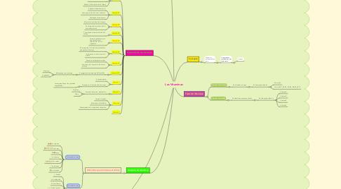 Mind Map: Las Vitaminas