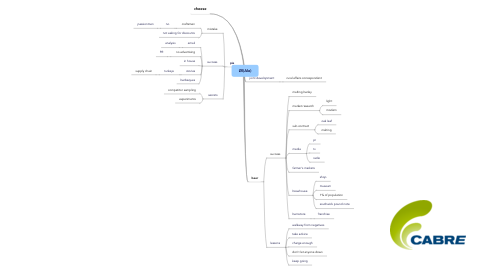 Mind Map: Øl(Ale)