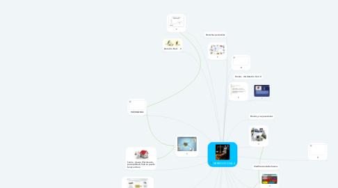 Mind Map: DERECHO CIVIL II