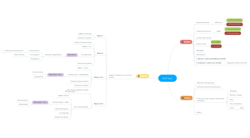 Mind Map: P5.9 Suivi