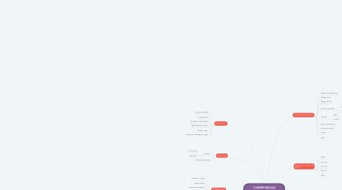 Mind Map: COMPETENCIAS ESPECIFICAS GERENCIALES