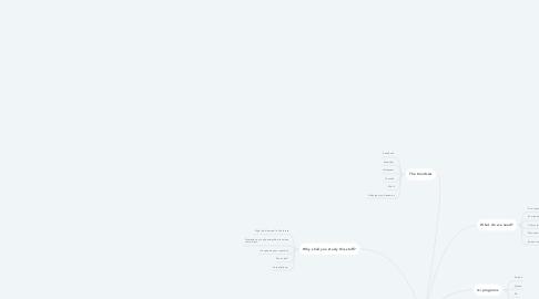 Mind Map: Programing