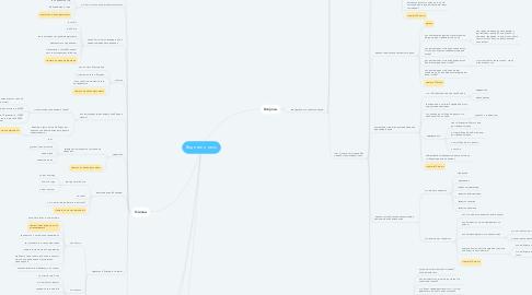 Mind Map: Видение и цели