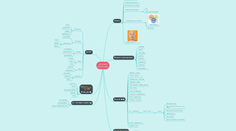 Mind Map: CONTENT RECYCLING