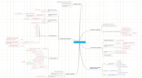 Mind Map: Goed gebruik van media