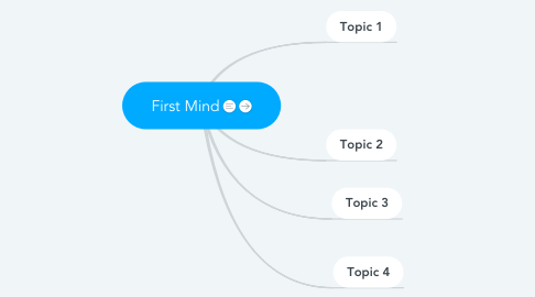 Mind Map: First Mind