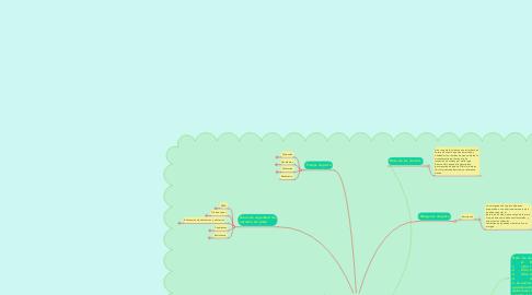 "Mind Map: ""Características Físicas de un Aeropuerto"""