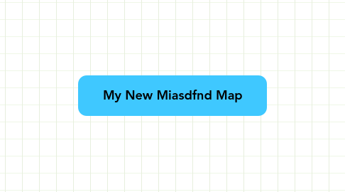 Mind Map: My New Miasdfnd Map