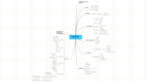 Mind Map: DISTRIBUTIONSPOLITIK