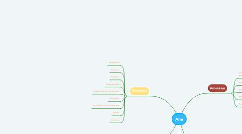 Mind Map: Ana
