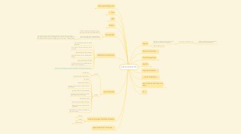 Mind Map: Cohort extra Fin