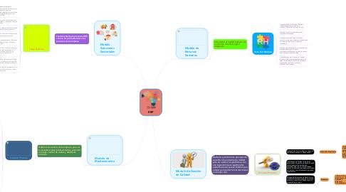 Mind Map: ERP