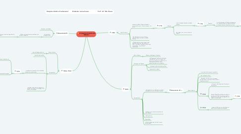 Mind Map: A trajetória histórica da Didática