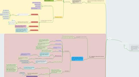 """Mind Map: """"CICLO DE VIDA"""""""