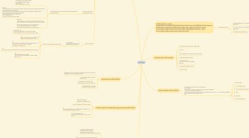 Mind Map: บทเรียนสำเร็จรูป