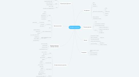 Mind Map: Профиль компании