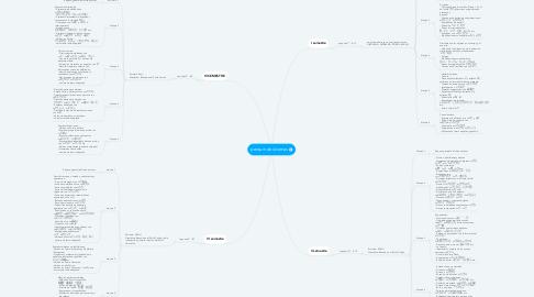 Mind Map: pensum de idiomas