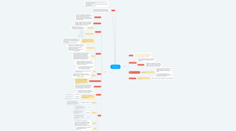 Mind Map: La producción y la empresa