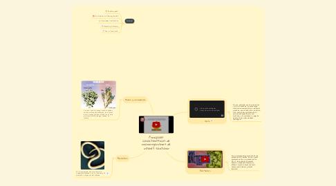 Mind Map: Principales características de microorganismos de interés sanitario