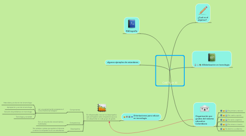 Mind Map: CARTILLA 30