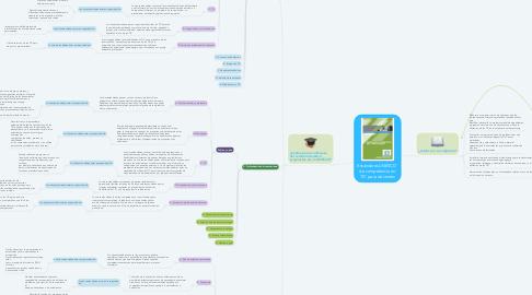 Mind Map: Estándares UNESCO  de competencia en TIC para docentes