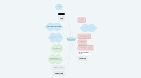 Mind Map: PORFIRIATO