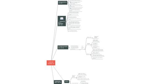 Mind Map: AMPARO INDIRECTO